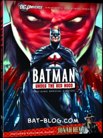 Batman Under The Red Hood 2010 STV FS DVDRiP XviD