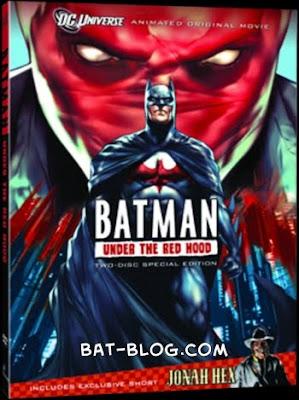 Batman Contra o Capuz Vermelho   Dublado Download