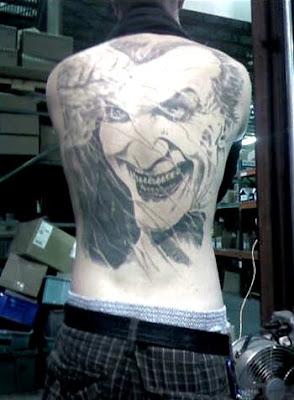 Lower Back Ken Tattoos design 2010