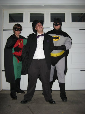 Penguin costume batman