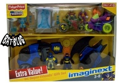 BAT - BLOG : BATMAN TOYS and COLLECTIBLES: Fisher-Price Imaginext ...
