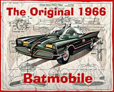 Basé sur les nombres, il suffit d'ajouter 1 au précédent. - Page 4 1966+Batmobile+Message+Board