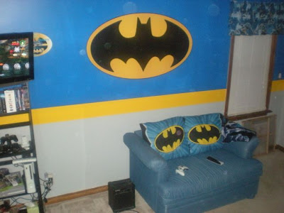 Themed Super Hero Rooms Becoming Popular Comic Books And
