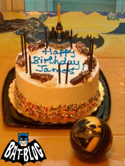 Bat blog batman toys and collectibles happy batman birthday happy batman birthday party wacky fun time theme thecheapjerseys Images