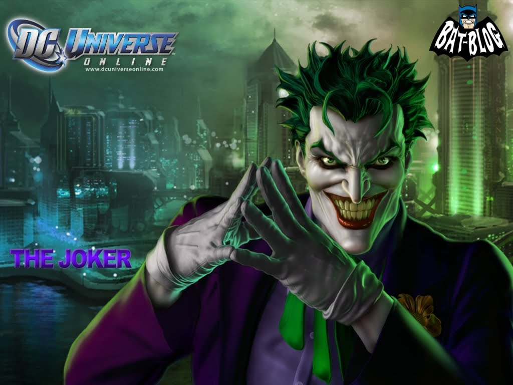 New DC UNIVERSE ONLINE Video Game Wallpaper Backgrounds!
