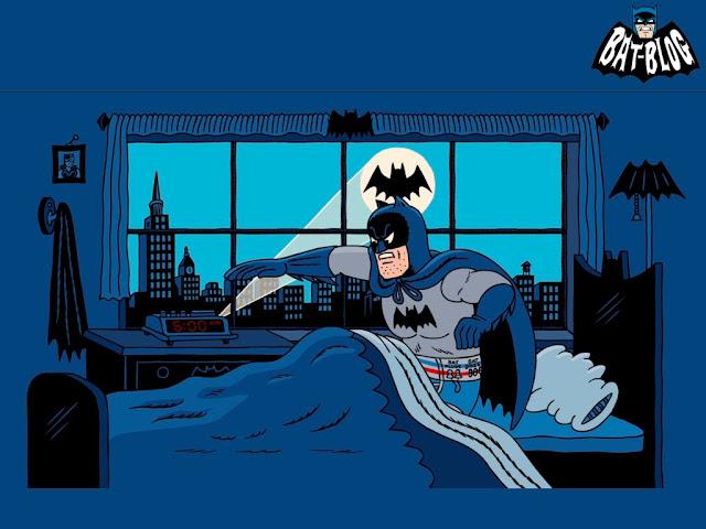 BATMAN Wallpaper - New MAD Animated TV Show