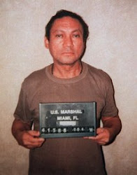 Noriega Flown to Paris...