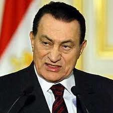 Mubarak Opts Out...