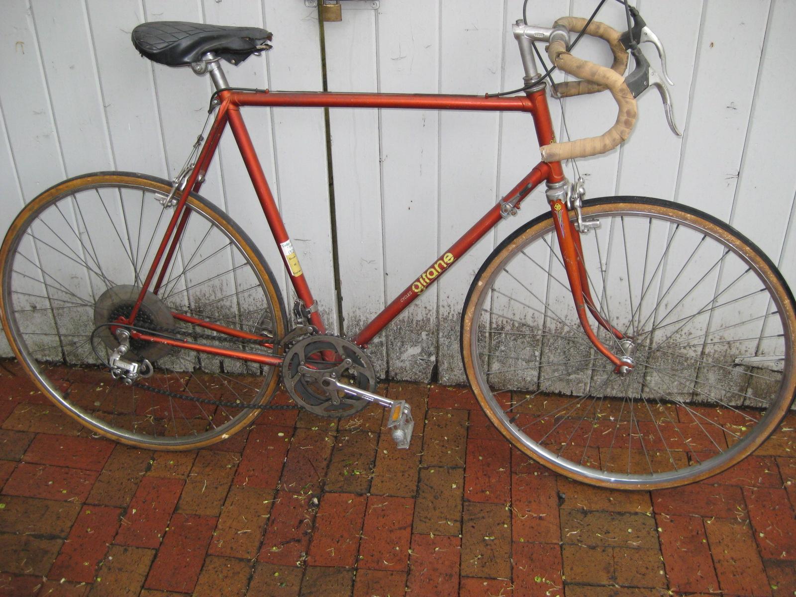 Bicycle Repair Man Bike Garage Sale May 1st