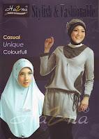 """Katalog Baju Muslim """"Hazna"""""""