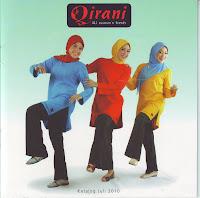 """Katalog Baju Muslim """"Qirani"""""""