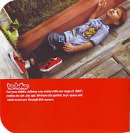 """Katalog Baju Anak """"Todler"""""""