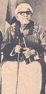 المرحوم الشيخ إدريس المربوي رحمه الله