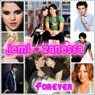Zanessa e Jemi Forever