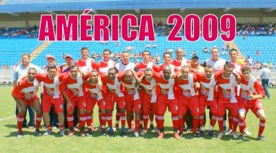 AMÉRICA, BI CAMPEÃO 2008 E 2009 ...