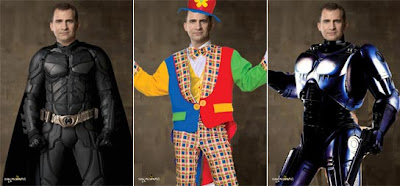 Más fotos del Príncipe photoshopeadas