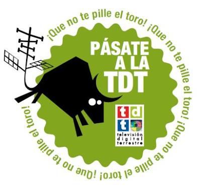 TDT - Que no te pille el toro