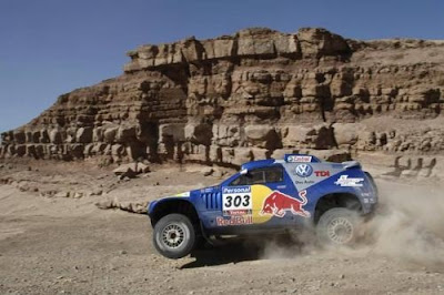Carlos Sainz - Dakar 2010