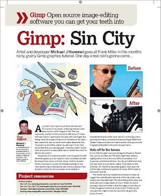 Tutoriales de GIMP