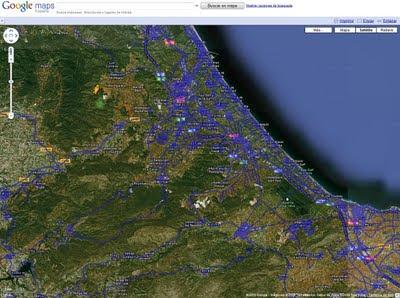 Google Stret View en La Safor