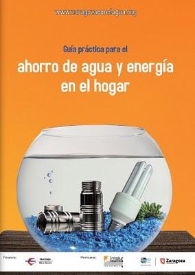 Guía para el ahorro de agua y energía