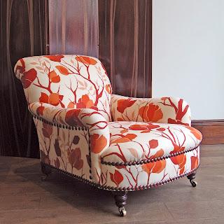 Jamie Hempsall Interior Design Orange Is The Colour For