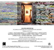GALERIA MARGES-U Cadaqués 2009