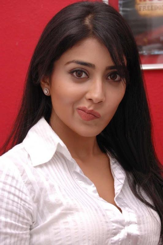 Shreya Saran Pressmeet Stills hot photos