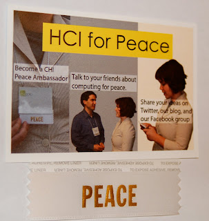 HCI for Peace