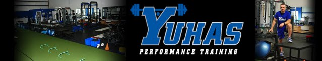 Yuhas Performance Training - The Blog
