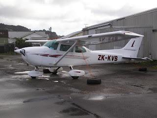 Cessna 172N ZK-KVB