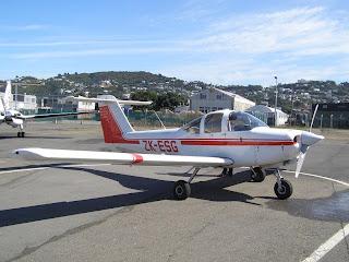 Piper PA38 Tomahawk ZK-ESG