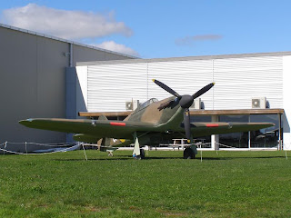 Replica Hawker Hurricane