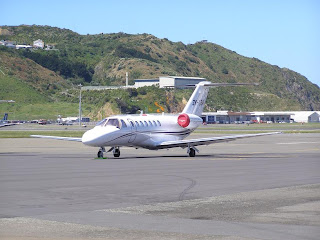 Pacific Jets Ltd, Cessna 525B Citation Jet CJ3, ZK-TBM