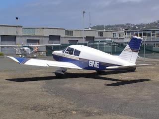 Piper PA28-180, ZK-SNE
