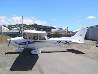 CTC Wings, Cessna C172S, ZK-JMC