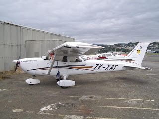 Cessna C172R, ZK-XAT, Ardmore Flying School