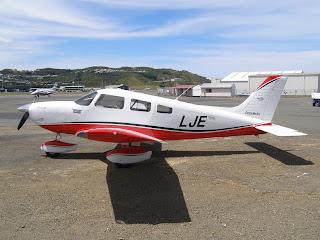 Piper PA28-181 Archer, ZK-LJE, Canterbury Aero Club