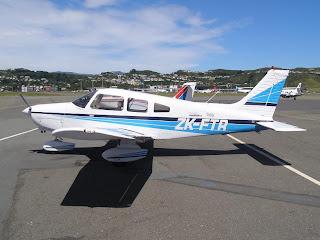Piper PA28-161 Warrior, ZK-FTR, Air Hawkes Bay