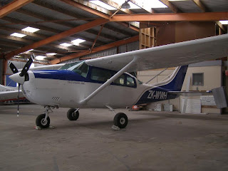 Cessna U206G Stationair, ZK-WWH, Wellington Aero Club