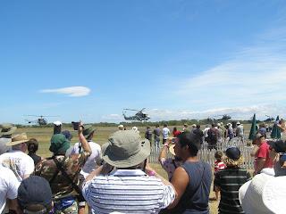 Bell B47G Sioux, Bell UH-1H Iroquois, Kaman SG-2G Seasprite