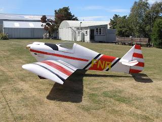 Taylor Monoplane U/L, ZK-FNR