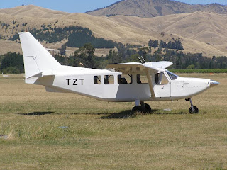Gippsland GA8, ZK-TZT, Izard Pacific Aviation Ltd
