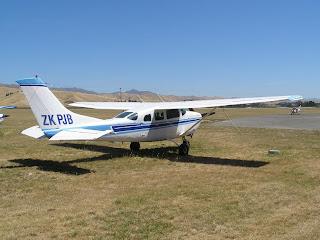 Cessna U206G, ZK-PJB, Te Kouka Ltd