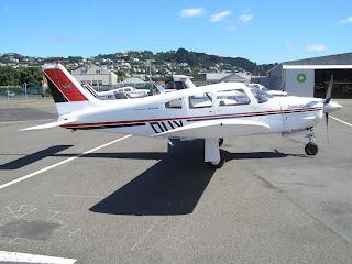 Piper PA28R-20o Arrow II, ZK-DUY, Canterbury Aero Club