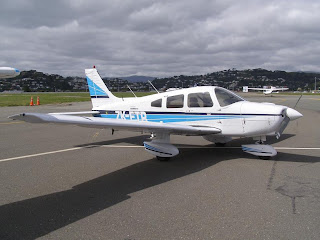 Piper PA28-161, ZK-FTR, Air Hawkes Bay