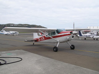 ZK-JCW, Cessna 180K, Canterbury Aviation Ltd