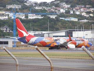 Boeing 737-738, VH-VXB, Qantas Airways Ltd
