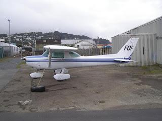 Cessna 152, ZK-FOF