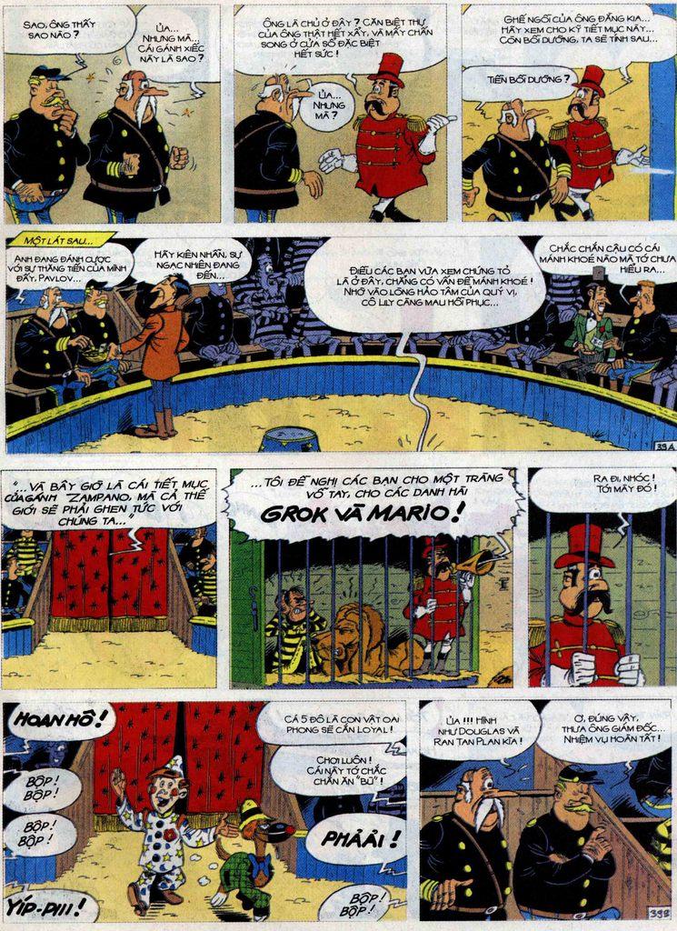 Lucky Luke Chap 71 - Trang 39